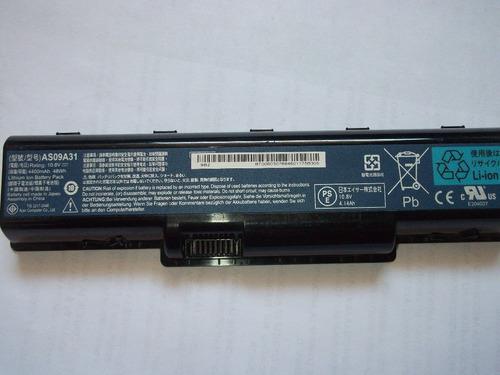 bateria/pila para acer as09a31  vbf