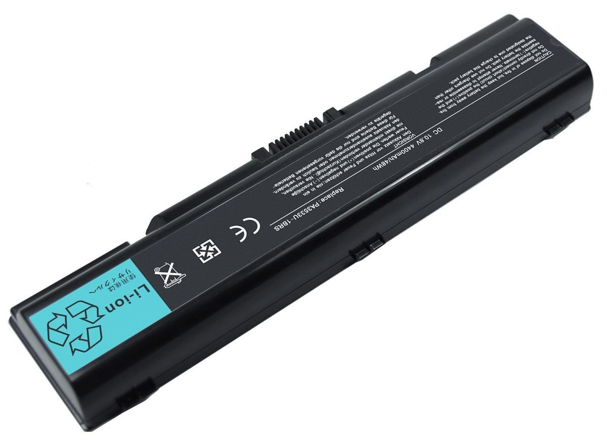 Bateria Pila Toshiba Satellite A200 Pa3534u 1bas 6 Celdas