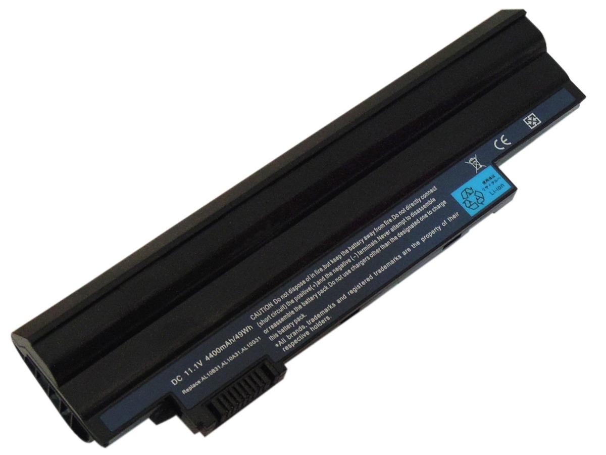 Bateria Pila Acer Aspire One Happy D255 D255e 360 Negra 6
