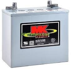 baterías 12 volts 75ah m24sldg agm para sillas de ruedas