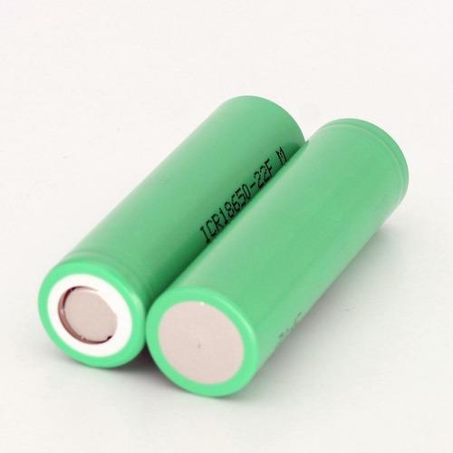 baterias 18650 - bateria de litio - bateria para vaper