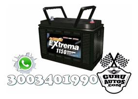 Baterías 30h 1150 Amp Tornillo Y Poste Para Camiones Y Mas