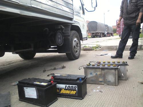 baterías 4d 8d bogotá 3118353391 camión mula planta servicio