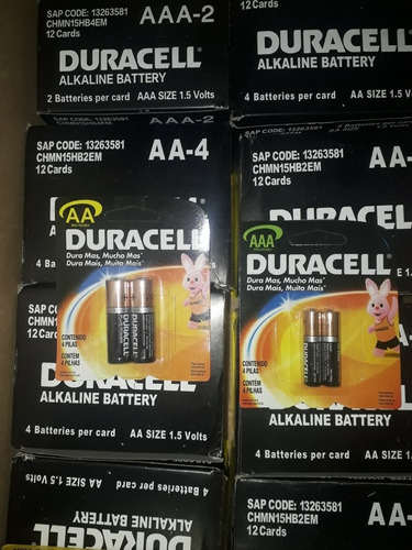 baterias aa aaa