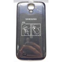 Tapa Trasera S-charger 100% Original Para Samsung S4