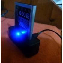 Cargador De Bateria Samsung Note 1 2 3 Y 4 , S4 S2 , Z10 Q10