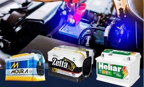 baterias automotivas 40/45/50/60/70/80/90/100/150ah