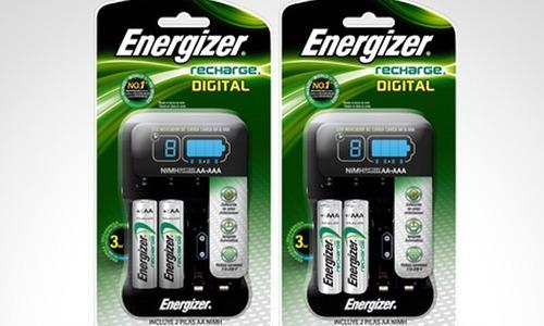 baterías baterías cargador