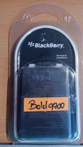 baterias blackberry bb 9700 9000 ms1 mas antiespia y forro
