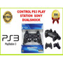 Control Playstation 3 Sony Dualshock Inalambrico