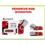 Pendrive Kingston 8gb Somos Tienda Fisica