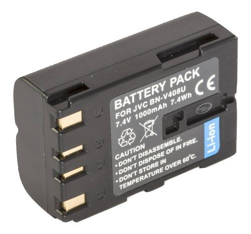 baterías bn-v408 bn-v416 de cámaras filmadoras jvc gr-dv800