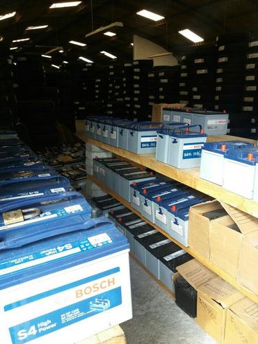 baterías bosch 100% nuevas/ garantía/ entrega a domicilio