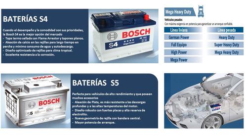 baterias bosch  desde 65 dolares a domicilio quito y valles