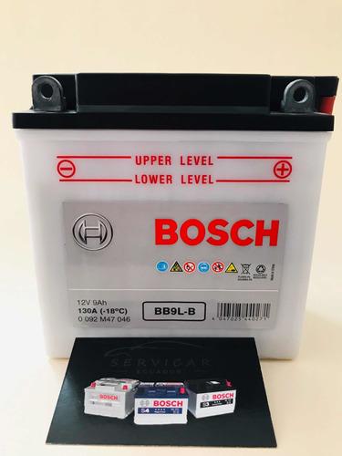 baterías bosch para moto desde 20 dolares