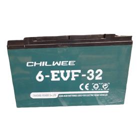Baterías Chilwee Ácido Plomo 36v 32ah Recargables Originales