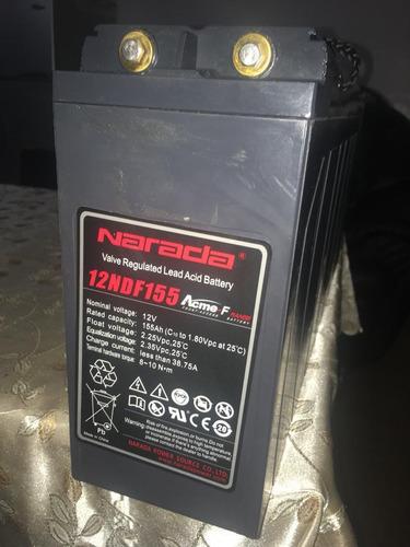 baterias de gel para sonido nuevas