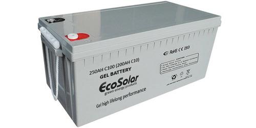 baterias de gelatina 6 voltios 245 amp