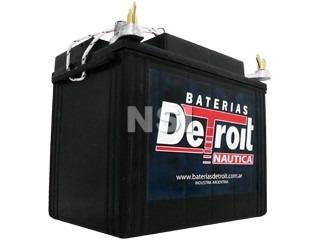baterias de inversores marcas: detroit - garantia - original