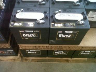 baterias   de  inversores marcas trojan black