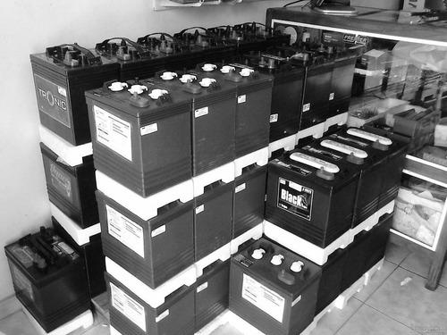 baterias de inversores ( o f e r t a ) -- trojan t-105 --