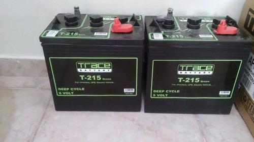 baterias de inversores ( t r o n i c ) . . -- o f e r t a -
