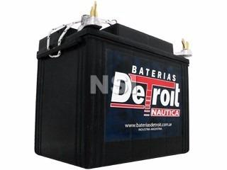 baterias detroit para inversores **llevate gratis un ... **
