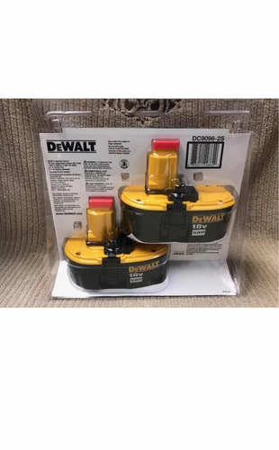 baterías dewalt xrp 18v