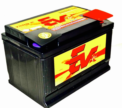 baterías ev 12v x 75 (ev75dd)