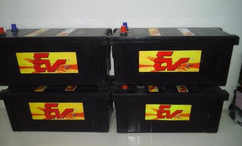 baterías ev 12x160 ev160mb r