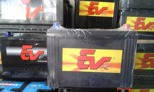 baterías ev 12x90 r - libre mantenimiento