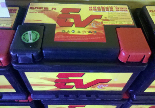 baterías ev 65 pb