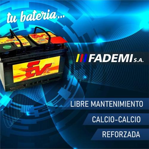 baterías ev75f  12x75 reforzadas