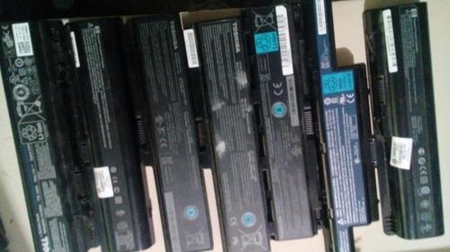 baterias laptop todos los modelos toshiba dell asus hp lenov