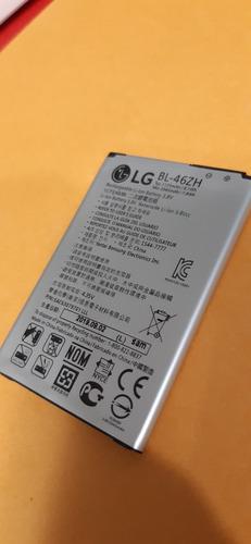 baterias lg k8 original, nuevas, con 3 meses de garantía.