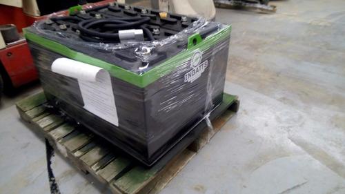 baterias montacarga electrico 24v,36v,48v