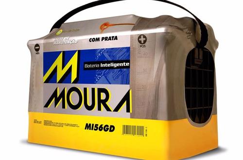 baterías moura 12x75 nafta diesel 18 meses garantia