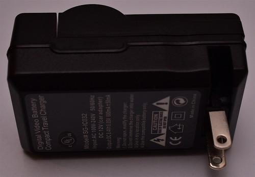 baterias nikon cargador