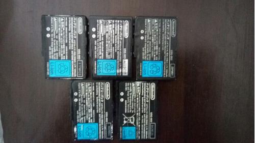 baterias nintendo ds lite