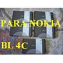 Bateria Bl 4c X Nokia 6300 3500 6131 6101 6260 Stock