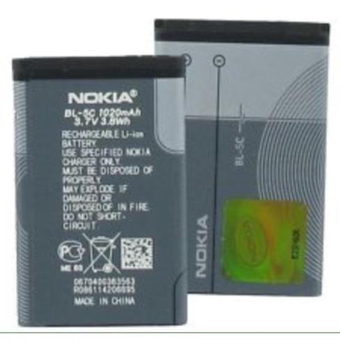 baterias nokia bl-5c, bl-4c,bl-5ca,bl-5cb,bl-4b,bl-5b,bl-4b