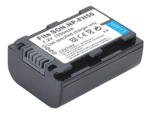 baterías np-fh40 np-fh50 np-fh30 de cámara y filmadoras sony