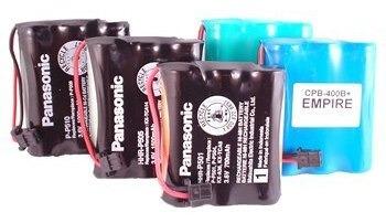 baterias orig-telf. inalambricos panasonic sony uniden ge