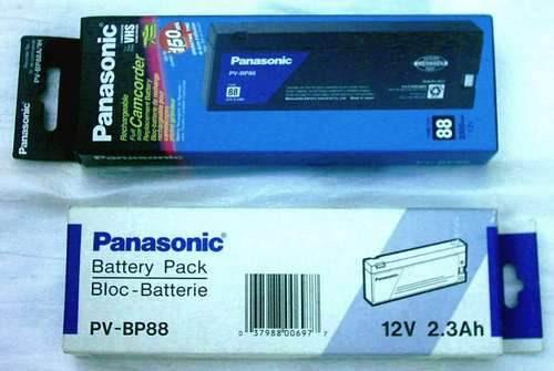 baterias panasonic panasonic