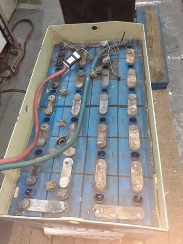 baterias para autoelevadores