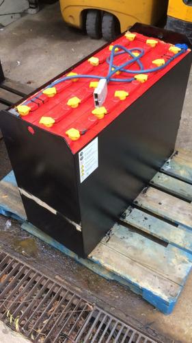 baterías para autoelevadores, apiladores y zorras eléctricas