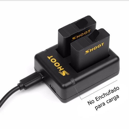 baterías para cargador