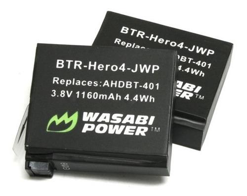 baterías para cargadores