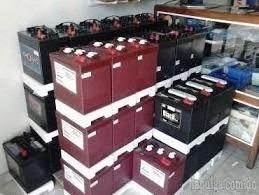 baterias para inversores -- trojan t-105  *((original))*