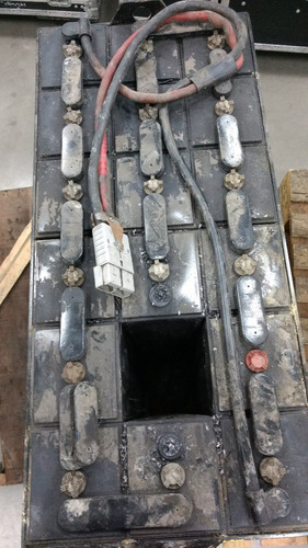 baterias para montacargas